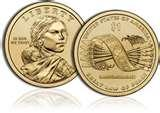 2010 Native American Dollar Coin