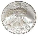 pictures of What Does A Silver Eagle Coin Look Like