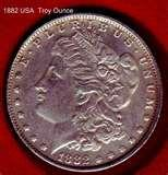 Silver Eagle Coin Troy Ounce images