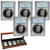 photos of One Silver Eagle Coin 1974