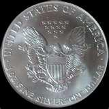 images of Silver Eagle Coin Rings