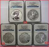 Silver Eagle Coin Mintage Numbers