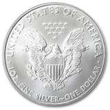 How Much Is A American Eagle Silver Dollar Worth images
