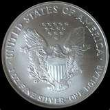 pictures of Silver Eagle Coin Rings