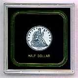 pictures of Eagle Silver Dollar Coin Holders