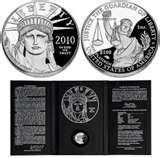 2010 American Eagle Silver Proof Coin images