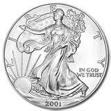 pictures of 1986 Silver Eagle Coin Value