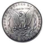 photos of American Silver Dollar Coin Values