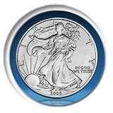 2008 American Eagle Silver Proof Coin images