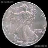 2000 Silver Eagle Dollar Value