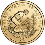 2009 Native American Dollar Coin pictures