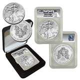 photos of 2009 Silver Eagle Coin Ms70