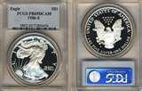 Silver Eagle Coin Pcgs pictures