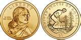 2009 Native American Dollar Coin images