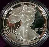 American Eagle 1 Oz Silver Proof pictures