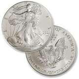 Silver Eagle Coin Display Books images