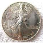 images of What Is A Eagle Silver Dollar Worth