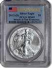 pictures of 2009 Eagle Silver Dollar Ms69
