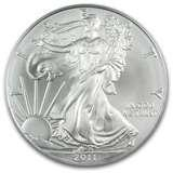 photos of 2011 American Eagle Silver Proof Coins