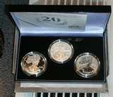 2007 American Eagle Silver Proof Coin pictures