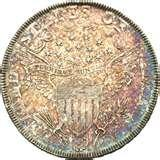 photos of 2000 Eagle Silver Dollar In Full Color