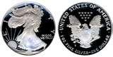 Silver Eagle Coin 1992 pictures