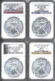 photos of 2011 Silver Eagle Coin Ms70