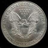 images of Silver Eagle Coin Club