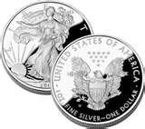 Silver Eagle Proof images