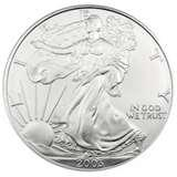 2003 Silver Eagle Coin Price images