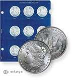 pictures of Silver Eagle Coin Folder