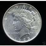 1923 Eagle Silver Dollar Coin
