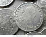 Old American Silver Dollars images
