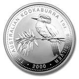 2000 Silver Eagle Coin Value pictures