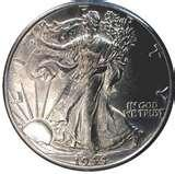Old American Silver Dollars photos