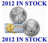 2012 Silver Eagle Coin pictures