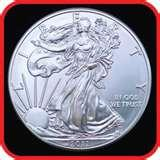 pictures of 2012 Silver Eagle Coin