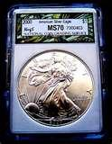 2000 Silver Eagle Coin Value