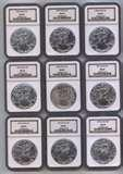 2005 Silver Eagle Coin Rolls images