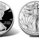 images of Silver Eagle Coin Pricing
