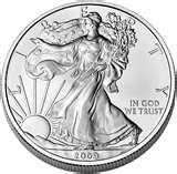 American Silver Eagle Coin images