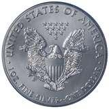 images of American Silver Eagle Coins