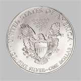2009 Proof Silver Eagle Coin For Sale images