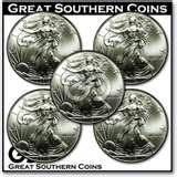 Sell American Eagle Silver Coins