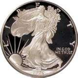 photos of Silver Eagle Dollars Sale