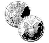 American Eagle Proof Coins images
