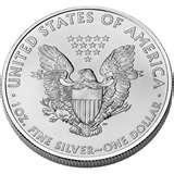 Silver Eagle Bullion Coin images