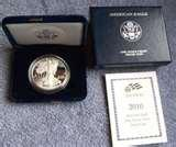 2010 American Eagle Silver Proof Coins pictures