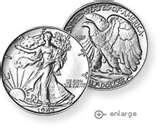 pictures of Silver Eagle Coin Wall Display